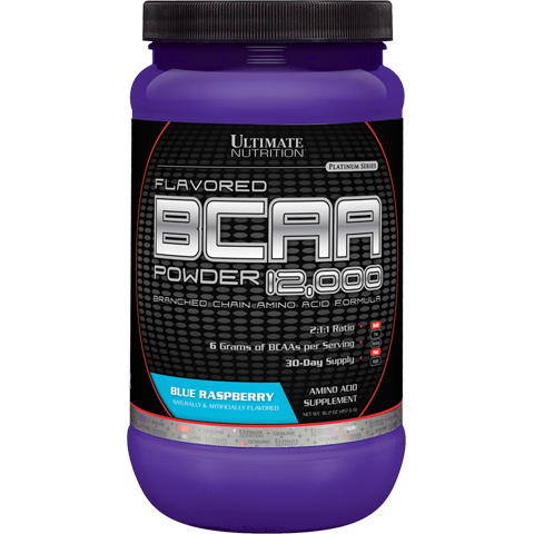 Ultimate Nutrition BCAA Powder 12000, 457 г