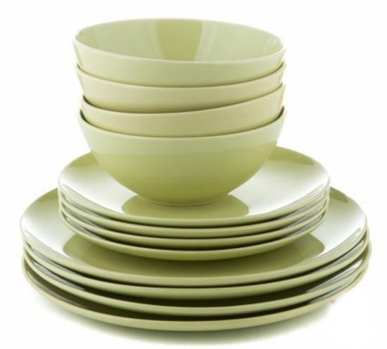 Столовый набор посуды на 12 предметов