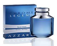 Мужская туалетная вода Azzaro Chrome Legend (Аззаро Хром Легенд)