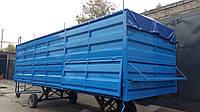 """Новый стальной кузов """"зерновоз"""" 30 м3, фото 1"""