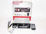 DVD Автомагнитола Pioneer 3201 USB+Sd+MMC съемная панель, фото 2