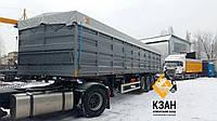 Переоборудование в бортовой зерновоз полуприцепа отечественного и импортного производства