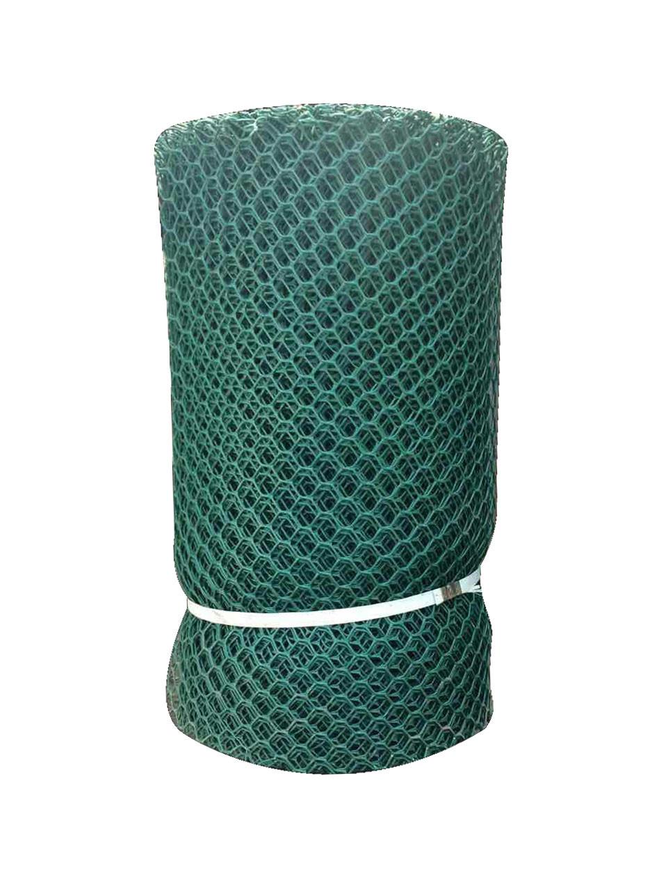 Пластиковая сетка ячейка 20*20 (ширина 1м)