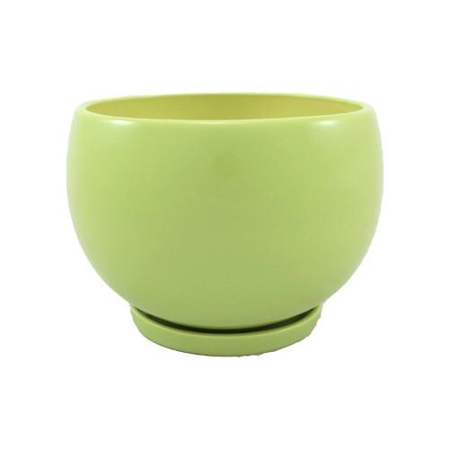 Горшок керамический для пересадки цветов P010