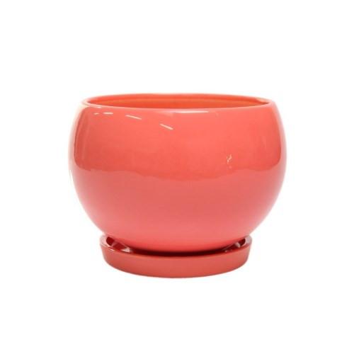 Горшок керамический для пересадки цветов P011