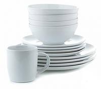 Набор столовый на 4 персоны (16 предметов)