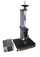 Прибор для определения показателя текучести расплава термопластов ИИРТ-5