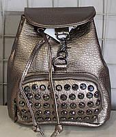 Ранец Рюкзак Стильный Мини Искусственная Экко-кожа K 17-501-21