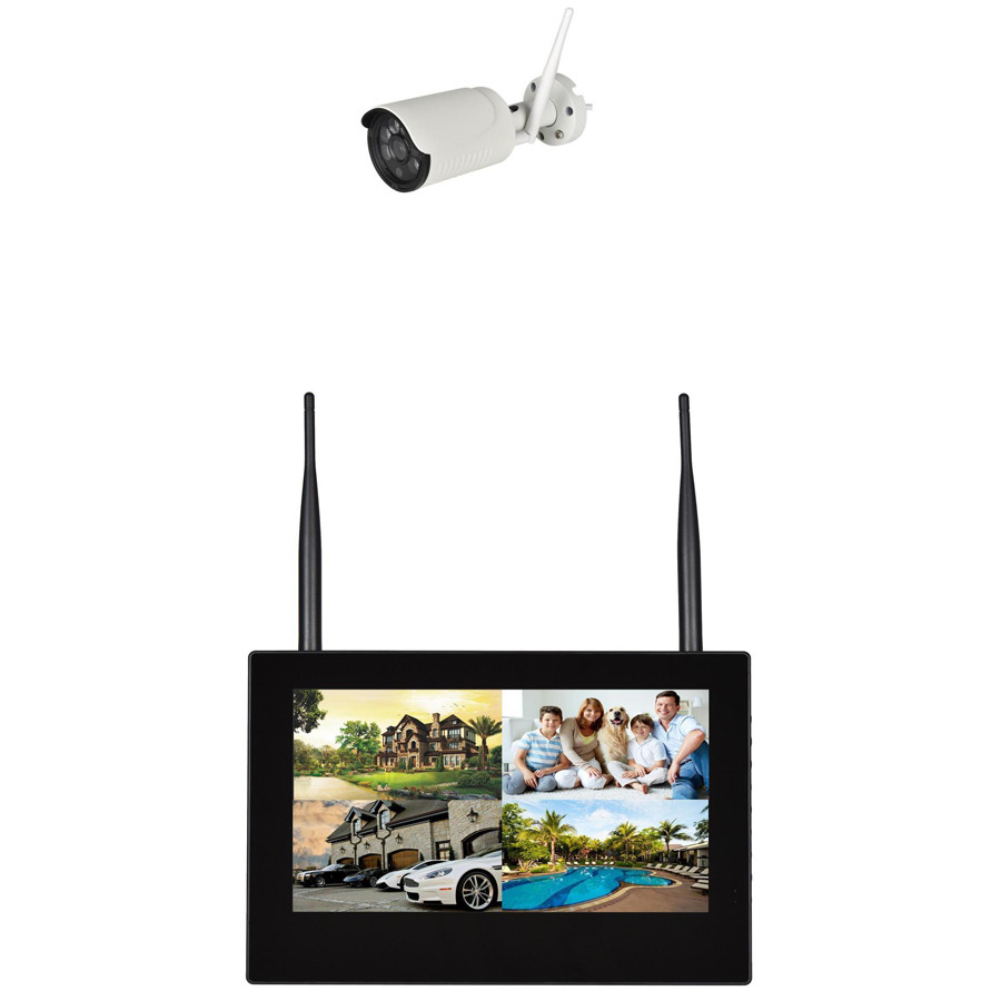 Безпроводной комплект видеонаблюдения KIT-FHD101