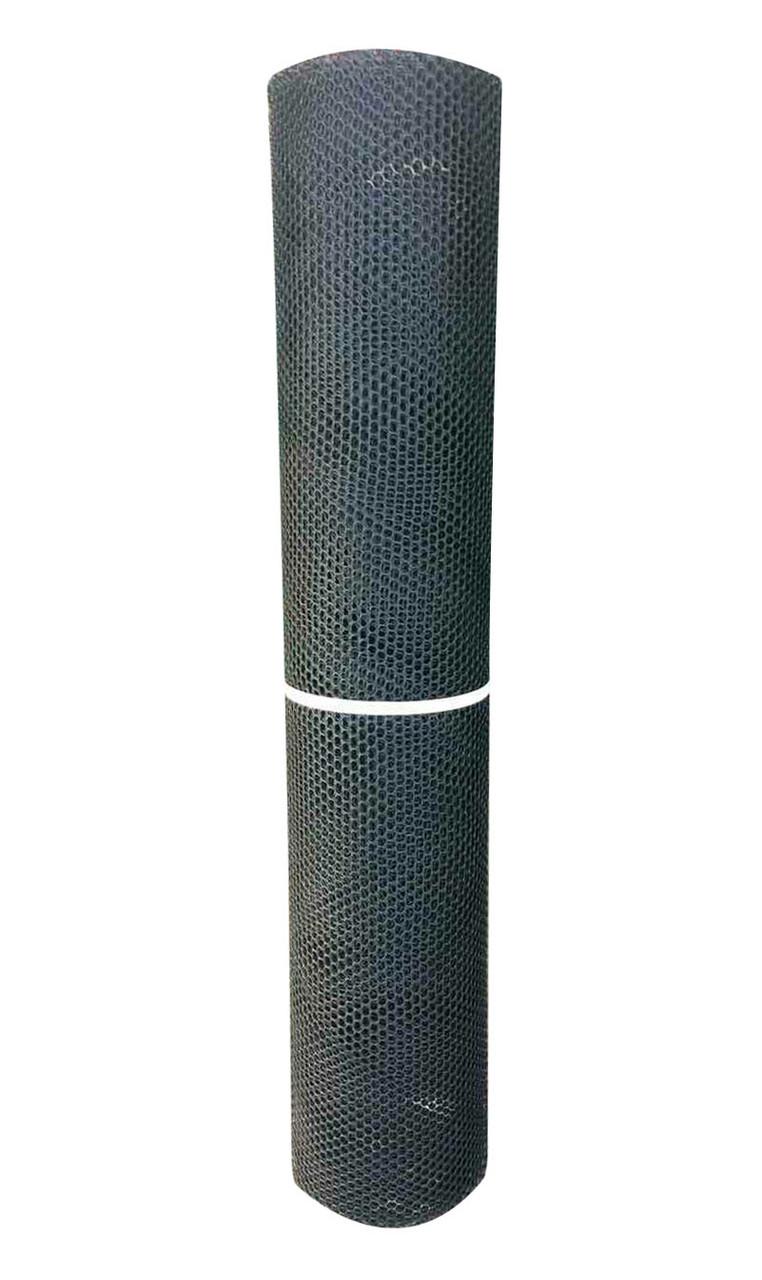 Пластиковая сетка ячейка 6*8 (ширина 1м)