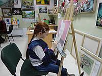 Уроки творчества:  живопись-масло