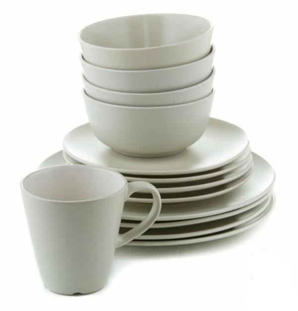 Набор столовой посуды на 4 персоны и 16 предметов