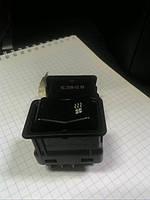 Кнопка вентилятора  отопителя 3 пол. ГАЗ - 3110 ДК