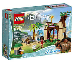 LEGO® Disney Princess (41149) Приключения Моаны на затерянном острове
