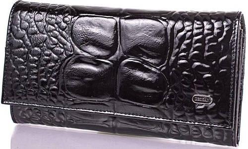 Женский изысканный кожаный кошелек DESISAN (ДЕСИСАН), SHI057-2LAK
