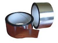 Izoflex Tape (Изофлекс Тейп) Металлизированная лента для склеивания стыков (серебристая 50м.пог.)