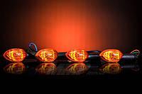 Фонари поворотов свеча короткая ножка ( комплект 4 штуки )