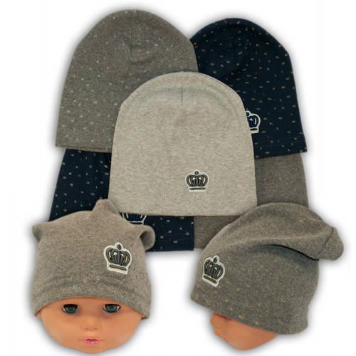 Трикотажные шапки с вышивкой, 785