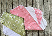 Непромокаемая пеленка «Мишка и друзья» 60х80 см