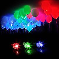 Светодиоды для воздушных шаров,Шар, RGB, Мигающий