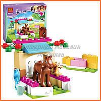 "Конструктор Bela Friends 10533 ""Жеребенок"" (аналог LEGO Friends 41089), 43 дет."