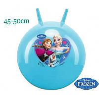 Мяч-прыгун с ручками Frozen John 59534