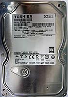 HDD 500GB 7200 SATA3 3.5 Toshiba DT01ACA050 неисправный X2D99G4FSWK5