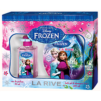 Детский подарочный набор LA RIVE FROZEN (Туалетная вода+гель для душа)