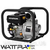 Мотопомпа для чистой воды HYUNDAI HY 80 (1000 л/мин) (наличная/безналичная оплата)