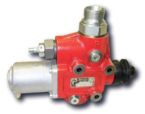 Самосвальный клапан BZD/BZV 250, 250 л