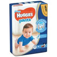 Подгузник Huggies Pants 3 для мальчиков (6-11кг) 58 шт (5029053564005)