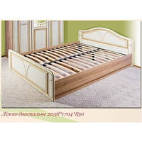 """Кровать двухспальная """"Милена"""""""