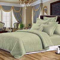 Комплект постельного белья Вилюта сатин Твилл двуспальный Евро 716