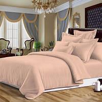 Комплект постельного белья Вилюта сатин Твилл двуспальный Евро 719