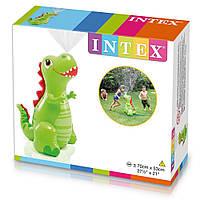 """Надувной фонтанчик """"Динозавр"""" INTEX 56598"""