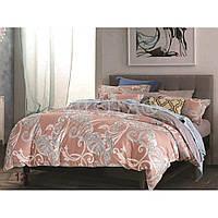 Комплект постельного белья Вилюта сатин люкс Tiare двуспальный Евро 12T