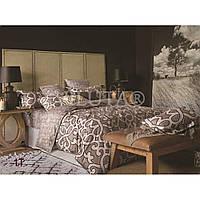 Комплект постельного белья Вилюта сатин люкс Tiare двуспальный Евро 1T
