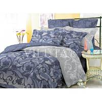 Комплект постельного белья Вилюта ранфорс Platinum семейный 9982