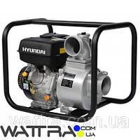 Мотопомпа для чистой воды HYUNDAI HY 100 (1335 л/мин) (наличная/безналичная оплата)