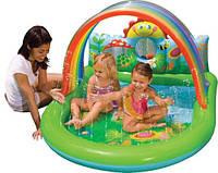Детский игровой надувной центр Intex 57421