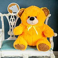 Плюшевый медвежонок Томми, 70 см, оранжевый