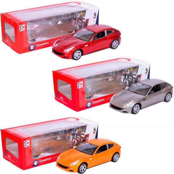 Инерционные автомобили