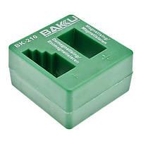 Намагничиватель/размагничиватель инструмента BAKU BK210
