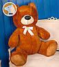 Мягкая игрушка Плюшевый мишка Патрик, коричневый, фото 3