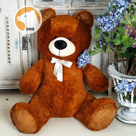 Мягкая игрушка Плюшевый мишка Патрик, коричневый