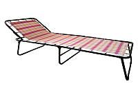 Кровать — раскладушка Надин (текстилен), арт.452, Olsa (Республика Беларусь)