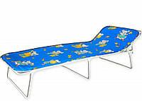 Кровать раскладная детская Юниор жесткая, арт.89G, Olsa (Республика Беларусь)