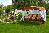 Качели садовые Палермо Премиум, арт.591, Olsa (Республика Беларусь)