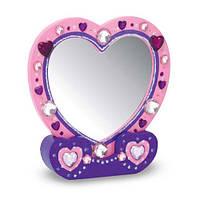 Melissa and Doug MD3349  Набор для творчества Создай свое зеркальце-сердечко