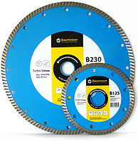 Алмазный диск Baumesser Turbo Beton 125/22,225